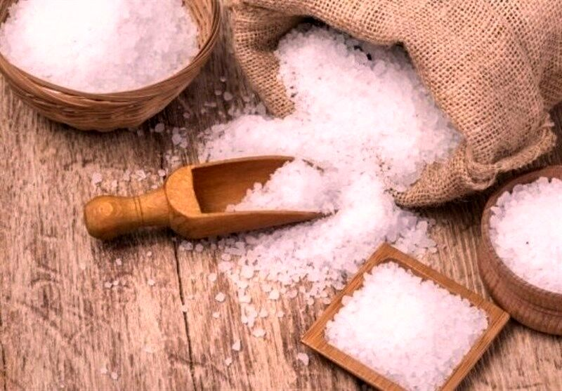 فریب تبلیغات سودجویانه مصرف نمک دریایی برای کنترل تیروئید را نخورید
