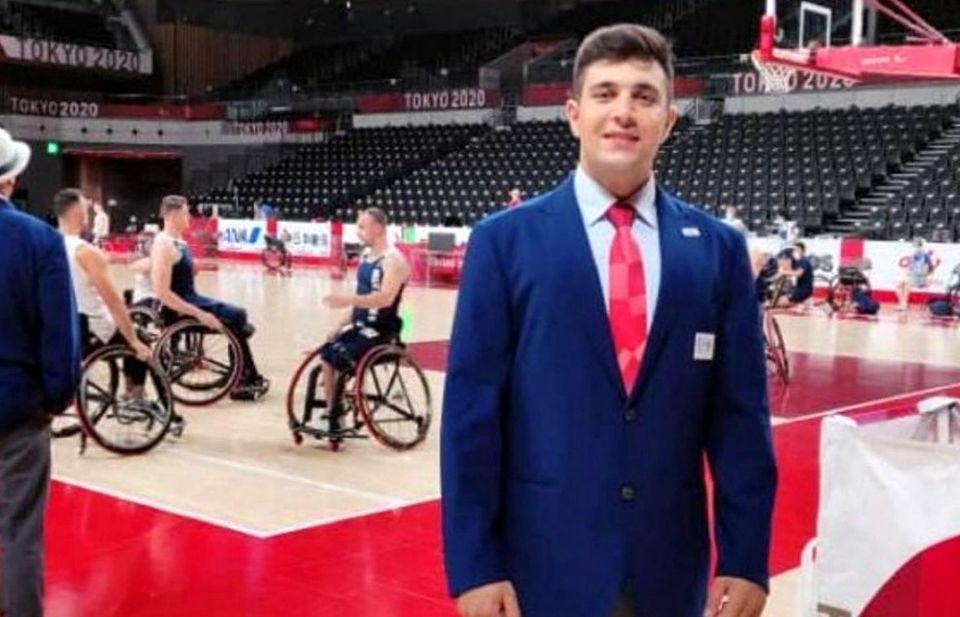 با گغارد طهماسیان، نخستین داور ایرانی مسابقات بسکتبال پارالمپیک آشنا شوید + عکس