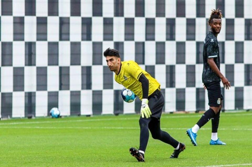 اخبار ورزشی: بواویشتا در نخستین بازی علیرضا بیرانوند شکست خورد