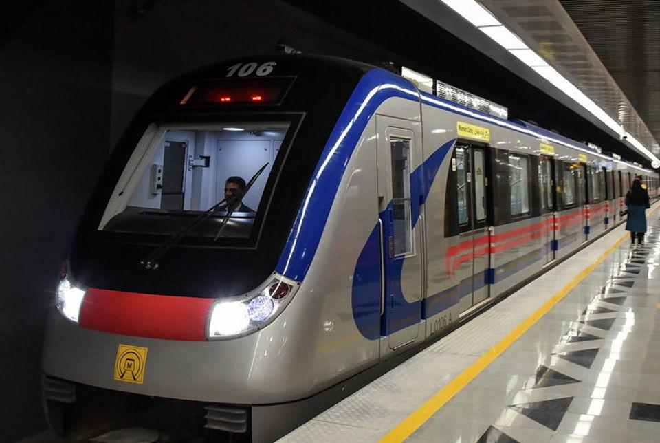هزینه ساخت یک قطار مترو چند؟
