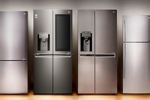 قیمت جدید انواع یخچال فریز در بازار + جدول قیمت