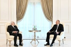 علی اف: روابط جمهوری آذربایجان با ایران در بالاترین سطح قرار دارد
