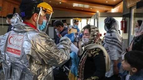 انجام بیش از ۴۰ هزار تست فوری کرونا/قرنطینه ۵۸ نفر در مبادی مرزی کشور