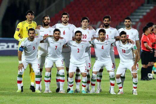 قرعه کشی انتخابی جام جهانی؛ حریفان ایران مشخص شدند