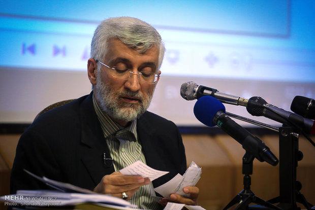 «سعید جلیلی» تلویزیون اینترنتی خود را افتتاح کرد