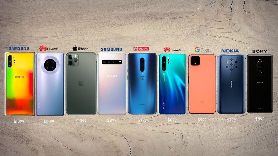 موبایل گران شد/ قیمت روز انواع گوشیهای اپل، سامسونگ و شیائومی (سهشنبه 27 مهر)