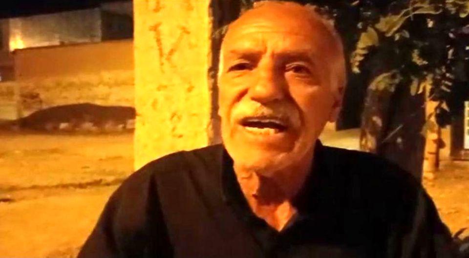 ضرب و شتم کارگر 70 ساله توسط شهردار اسلام آباد غرب + فیلم
