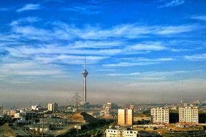 هوای تهران آلوده شد (چهارشنبه 21 مهر)