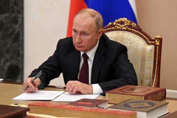 پوتین خواستار توقف فوری درگیری ها در فلسطین اشغالی شد