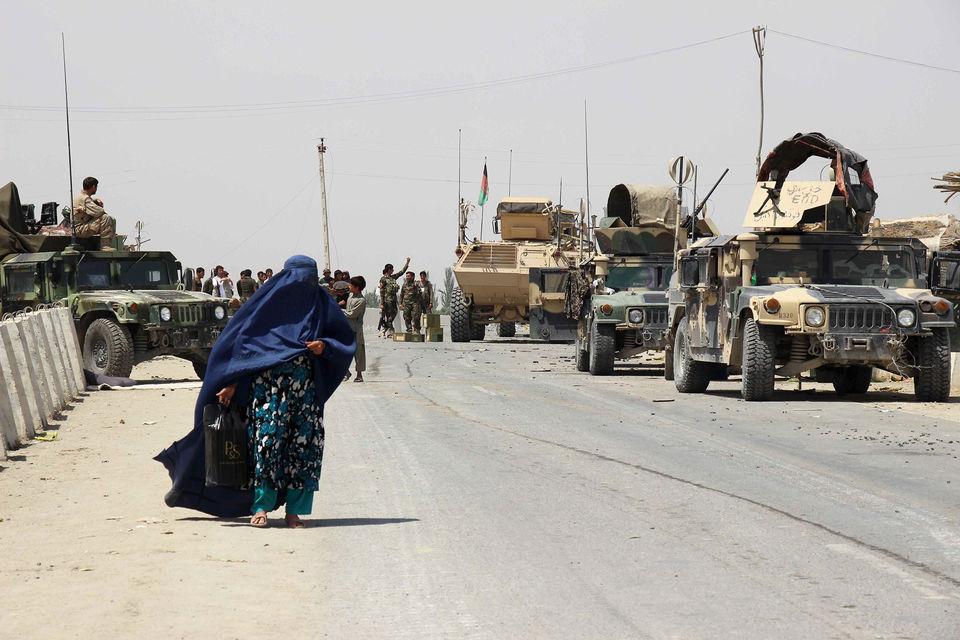 احتمال وقوع فاجعه انسانی در افغانستان