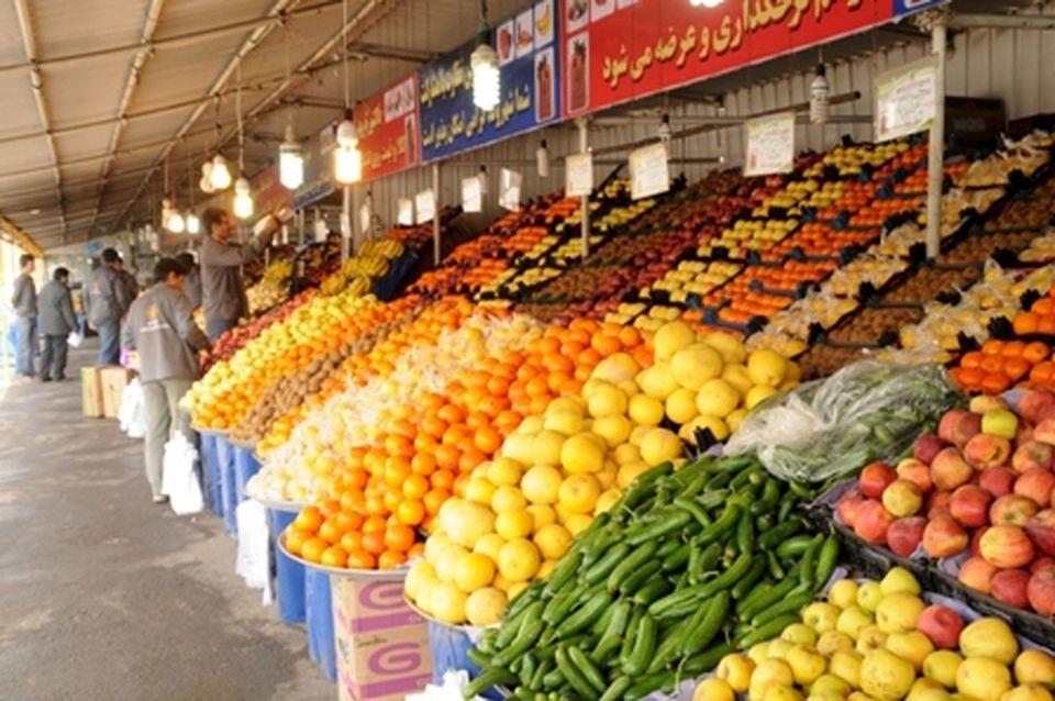 قیمت میوه و قیمت صیفی جات در میادین میوه و تره بار اعلام شد
